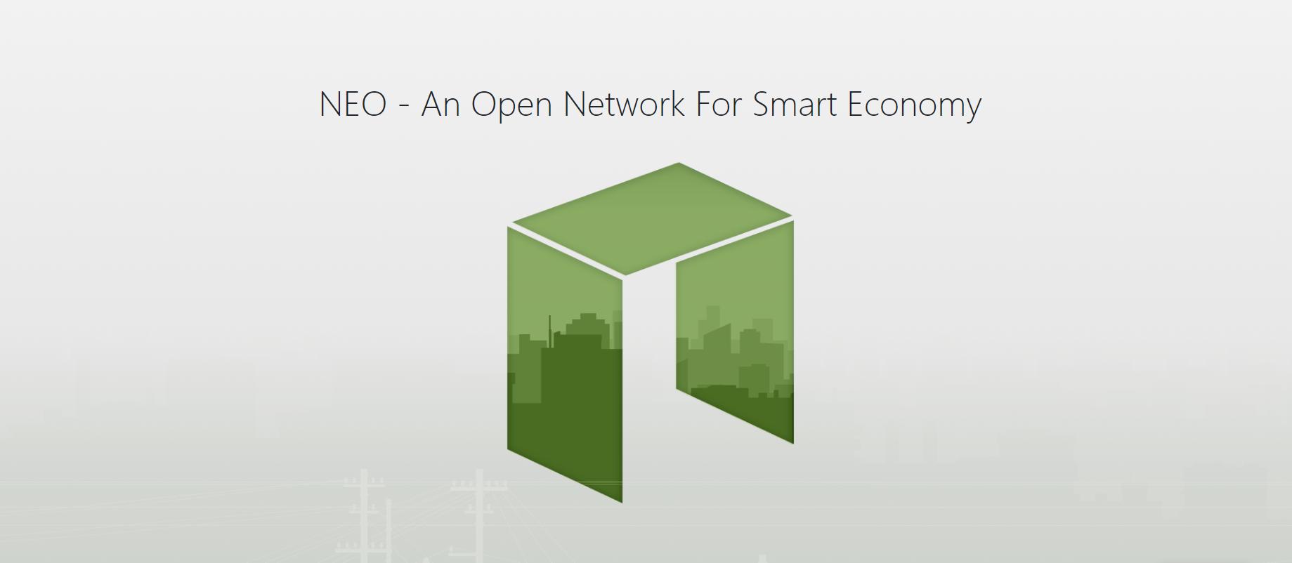 Screenshot: neo.org